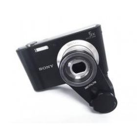 Sony CyberShot W810 with Universal attachment which can be attached to any Dermlite 2, 3, 4