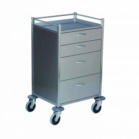 Anaesthetic Trolley Model AX 104