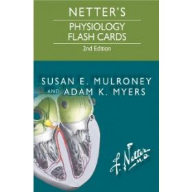 Netter's Physiology Flash Cards,2E