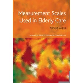 Measurement Scales Used in Elderly Care