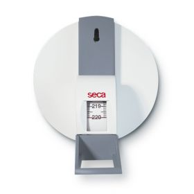 Seca 206 Tape Measure for Wall-Mounting with x wide Measuring Slide,0-220cm
