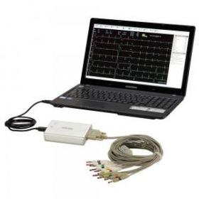 ECGMAC PE-1201 PC Based with ECG Interpretive Software for Windows PC