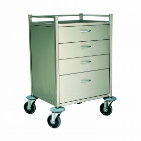 Anaesthetic Trolley Model AX 102