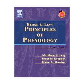 BERNE/LEVY PRINCIPLES OF PHYSIOLOGY 4E