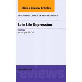 Depression in Late Life, An Issue of Psy