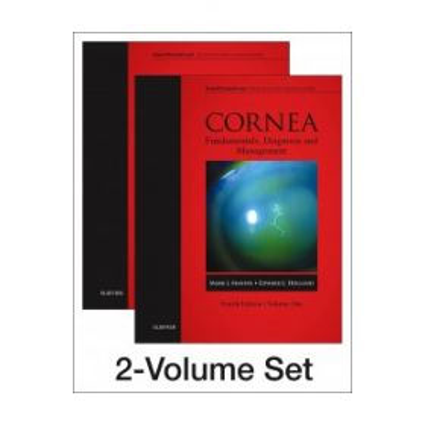 Cornea 4e: 2-Volume Set