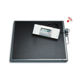 Seca 634 Platform and Bariatric Flat Scale, Electronic 360 kg/800 lbs, BMI Wireless.