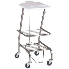 Single Linen Skip Half Height Shelf - Optional AX 320